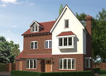 Thumbnail 5 bedroom detached house for sale in The Berwick, Foxley Lane, Binfield, Bracknell