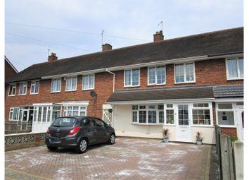 Thumbnail 3 bed terraced house for sale in Hengham Road, Birmingham