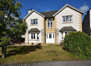Thumbnail 5 bed detached house for sale in Covesea Grove, Elgin
