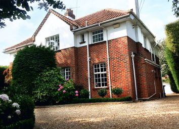 Thumbnail 5 bed detached house for sale in New Road, Sutton Bridge, Spalding