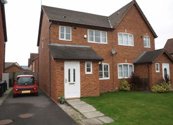 Thumbnail 3 bed semi-detached house to rent in O'connor Grove, Littledale, Liverpool