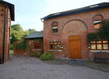 Thumbnail 3 bed end terrace house to rent in Maer, Newcastle-Under-Lyme, Staffordshire
