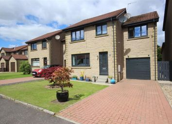 Thumbnail 3 bed detached house for sale in Wallacelea, Rumford, Falkirk