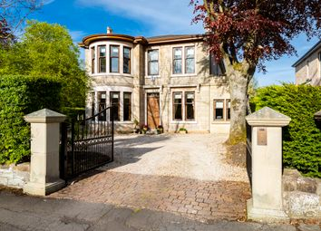 Thumbnail 6 bed detached house for sale in Victoria Road, Lenzie, Glasgow