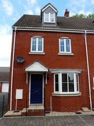 Thumbnail 4 bedroom semi-detached house to rent in Redvers Way, Tiverton