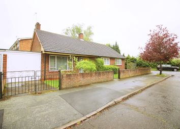 Thumbnail 3 bed detached bungalow for sale in Copthorne Close, Shepperton
