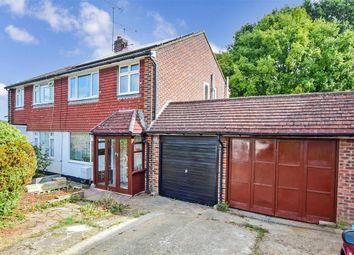 3 bed semi-detached house for sale in Hever Wood Road, West Kingsdown, Sevenoaks, Kent TN15