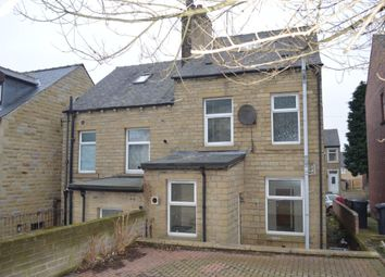 Thumbnail 3 bedroom semi-detached house for sale in Springdale Avenue, Thornton Lodge, Huddersfield