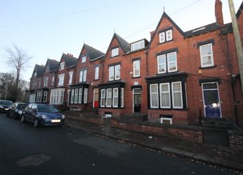 Thumbnail 9 bed terraced house to rent in Manor Terrace, Hyde Park, Leeds
