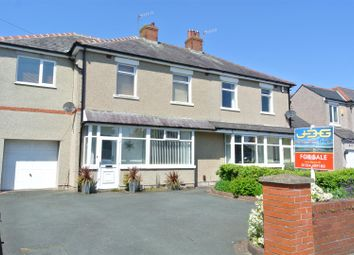Thumbnail 5 bed semi-detached house for sale in Bare Lane, Morecambe