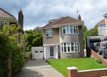 Thumbnail 4 bed detached house for sale in Glan Yr Afon Gardens, Swansea