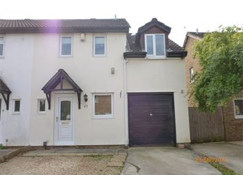 Thumbnail 3 bedroom semi-detached house to rent in Wavell Close, Yate, Bristol