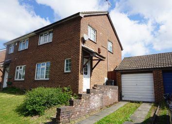 Thumbnail 3 bed semi-detached house for sale in Heatherbrook Road, Leicester