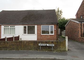 Thumbnail 3 bed semi-detached bungalow for sale in Amanda Road, Rainhill