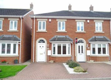 Thumbnail 3 bed end terrace house for sale in Hartburn Close, Chapel Park, Newcastle Upon Tyne