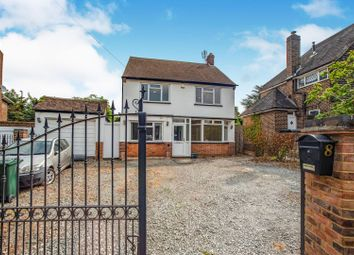 Thumbnail 4 bed detached house for sale in The Close, Wilmington, Dartford