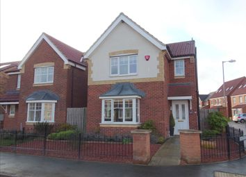 Thumbnail 3 bed detached house to rent in Rothbury Drive, Ashington