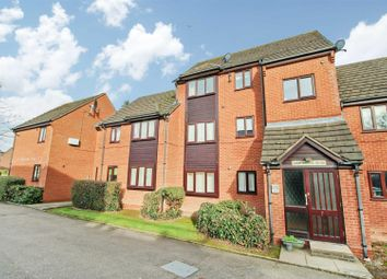 Thumbnail 1 bed flat for sale in Winsford Court, Winsford Avenue Allesley, Coventry