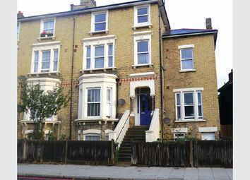 Thumbnail 3 bed flat for sale in Stanstead Road, London