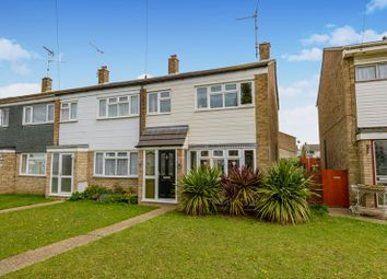Thumbnail 3 bed end terrace house for sale in Conway Avenue, Great Wakering, Southend-On-Sea