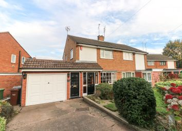 Thumbnail 3 bedroom semi-detached house for sale in The Holmes, Fordhouses, Wolverhampton