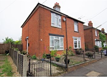 Thumbnail 3 bed semi-detached house for sale in Downs Park Avenue, Southampton