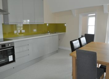 Thumbnail 5 bed flat to rent in Church Street, Falmouth