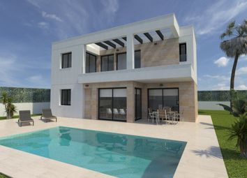 Thumbnail 3 bed chalet for sale in El Chaparral, Torrevieja, Spain