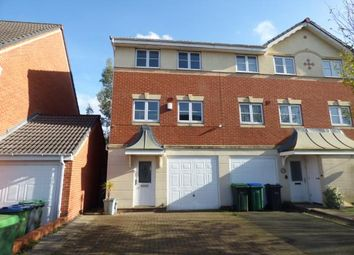 Thumbnail 3 bedroom end terrace house for sale in Dorothy Adams Close, Cradley Heath, West Midlands