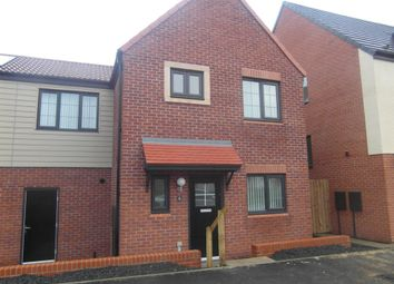Thumbnail 3 bed semi-detached house to rent in Bramblings Place, Five Mile Park