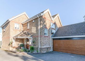 Thumbnail 4 bed detached house for sale in Malden Road, North Cheam, Sutton