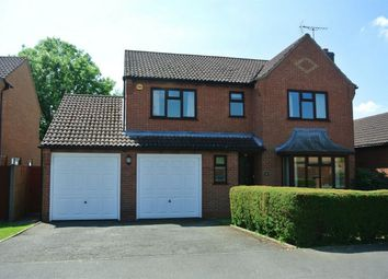 Thumbnail 4 bed detached house for sale in Headland Way, Haconby, Bourne, Lincolnshire