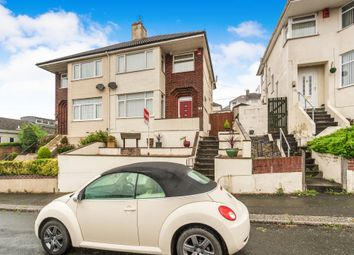 Thumbnail 3 bed semi-detached house for sale in Bridwell Road, Plymouth