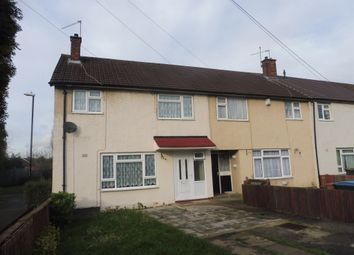 Thumbnail 3 bedroom end terrace house for sale in The Boxhill, Stoke Aldermoor, Coventry