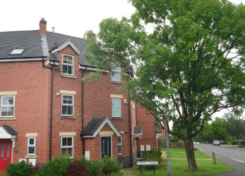 Thumbnail 3 bed semi-detached house for sale in Hopley Road, Anslow, Burton-On-Trent