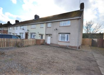 Thumbnail 3 bed end terrace house for sale in Bath Road, Wisbech