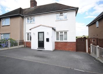 Thumbnail 3 bed semi-detached house for sale in Devonshire Avenue North, New Whittington, Chesterfield