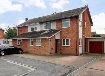 Thumbnail 3 bed semi-detached house for sale in Pill Way, Clevedon