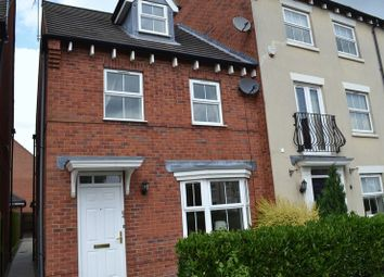 Thumbnail 3 bed semi-detached house to rent in Blueberry Way, Woodville, Swadlincote