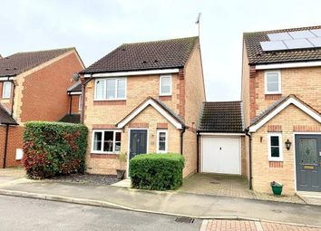 Thumbnail 3 bed detached house for sale in Gibson Drive, Leighton Buzzard, Beds, Bedfordshire