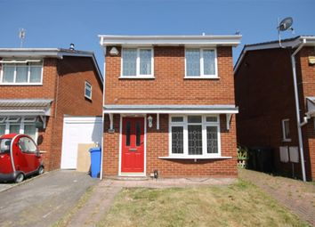 Thumbnail 2 bed link-detached house for sale in Buckland Close, Widnes, Cheshire
