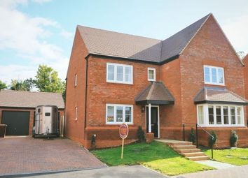 Thumbnail 5 bed detached house for sale in Champions Field Way, Flore, Northampton