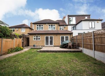 Thumbnail 4 bed semi-detached house for sale in Leighton Avenue, Pinner, Middlesex