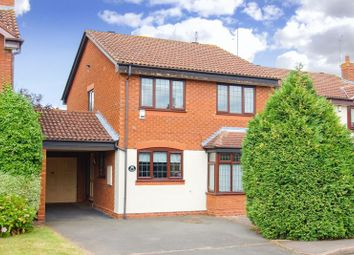 Thumbnail 4 bed detached house for sale in Riverside, Studley, Warwickshire