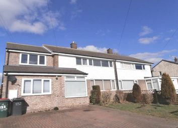 Thumbnail 4 bedroom semi-detached house to rent in Ings Way West, Lepton, Huddersfield