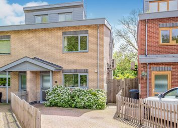Thumbnail 2 bedroom semi-detached house for sale in Wagtail Close, Ratby, Leicester