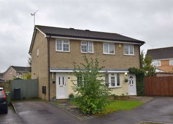 Thumbnail 2 bed semi-detached house for sale in Saturn Close, Abbeymead, Abbeymead Gloucester