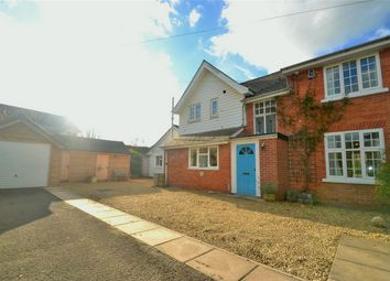 Thumbnail 5 bed semi-detached house for sale in Squires Close, Rumsam, Barnstaple, Devon