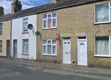 Thumbnail 3 bedroom terraced house for sale in St. Martins Street, Peterborough, Cambridgeshire.