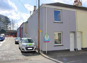 Thumbnail 2 bed end terrace house for sale in Western Terrace, Barnstaple